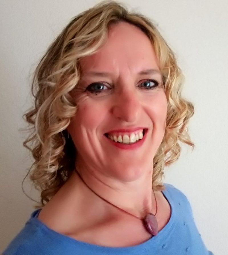 Portrait Birgit Aimer Therapeutin AKL Bayern